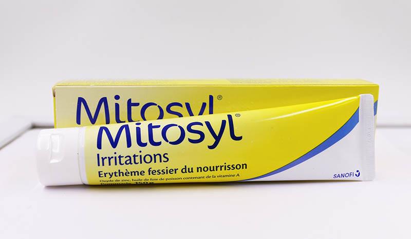 Thuốc trị sẹo Mitosyl Irritations chuyên dùng có các vết sẹo rỗ