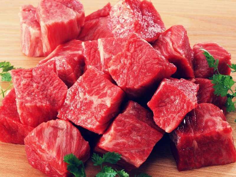Ăn quá nhiều thịt bò có thể gây dư thừa chất dinh dưỡng, có hại cho cơ thể