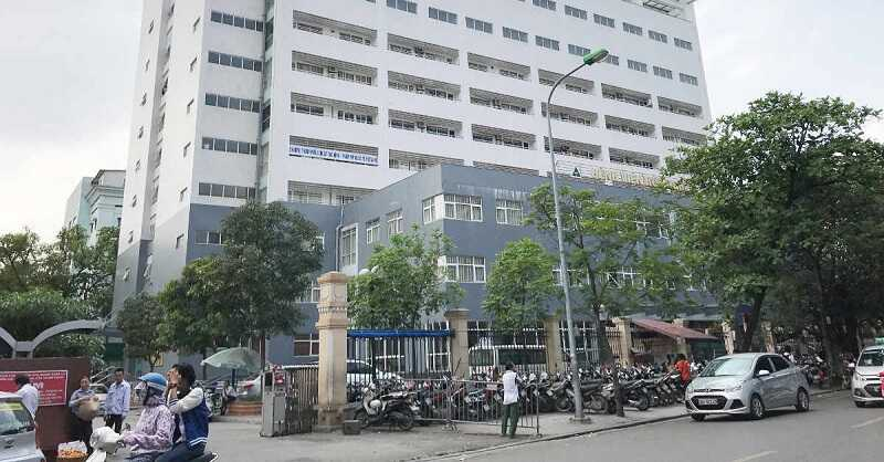 Bệnh viện Việt Đức là Trung tâm y tế đa khoa đi đầu cả nước trong hoạt động công tác điều trị sỏi thận