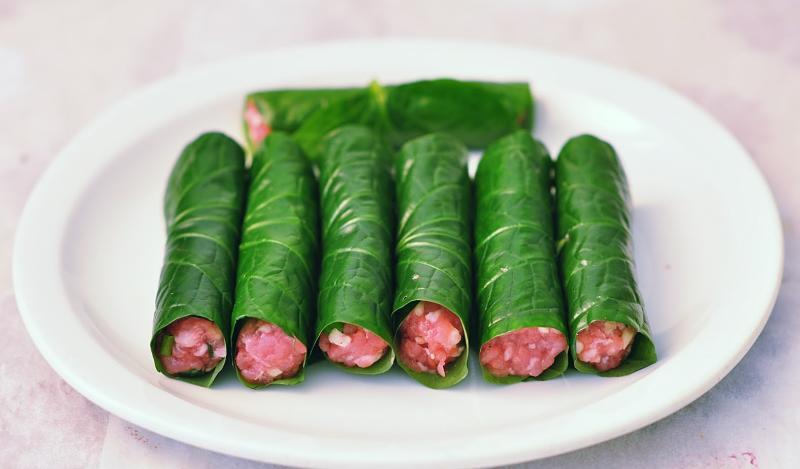 Bạn có thể ăn các món ăn từ lá lốt chữa dị ứng thời tiết
