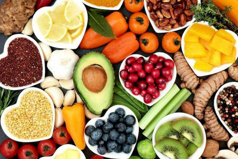Chế độ ăn uống hợp lý là biện pháp điều trị bệnh an toàn