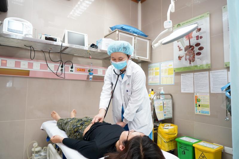 Thực hiện đúng phác đồ điều trị trào ngược dạ dày thực quản giúp mang lại hiệu quả điều trị cao