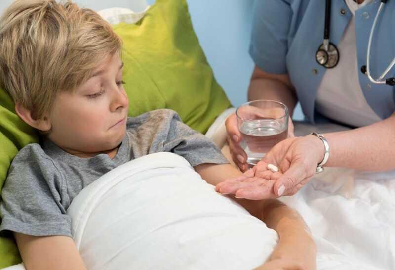 Tây y là một phương pháp điều trị dị ứng thời tiết ở trẻ em