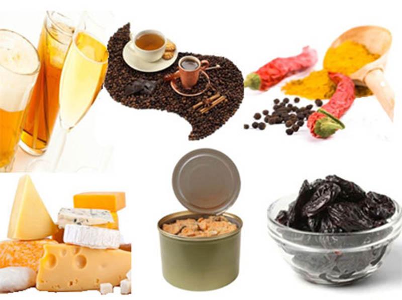 Đồ ngọt hoặc chất kích thích là thực phẩm tối kỵ đối với người bị thoái hóa