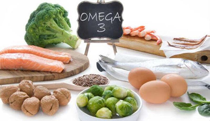 Thực phẩm giàu omega 3 có khả năng kháng viêm mạnh mẽ