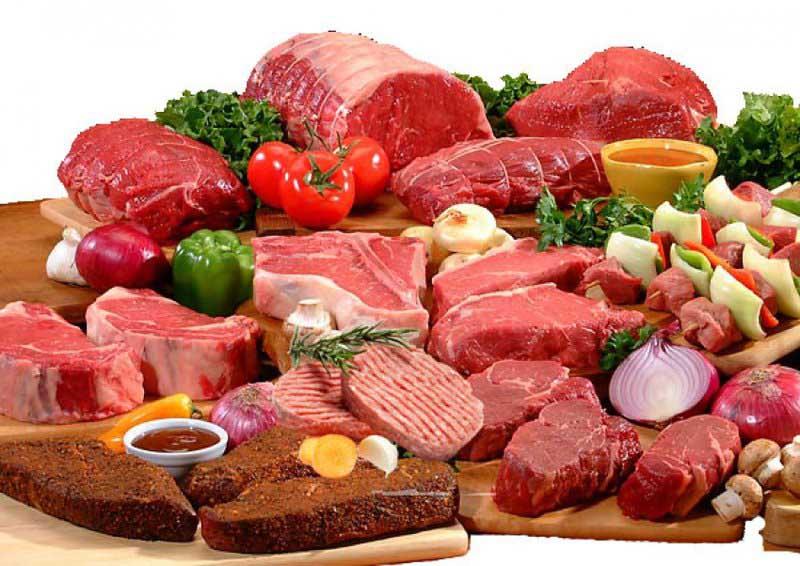 Người bị thoái hóa khớp gối không nên ăn nhiều thịt đỏ