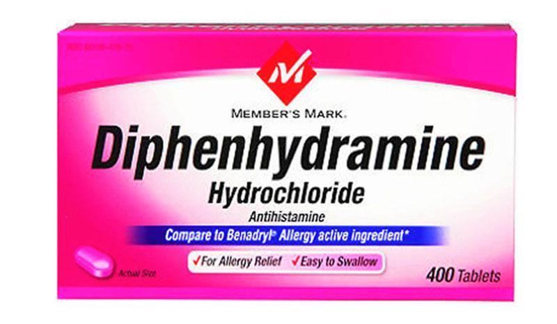 Tuỳ từng loại dẫn xuất mà thuốc Diphenhydramine sẽ có liều dùng và mức giá khác nhau