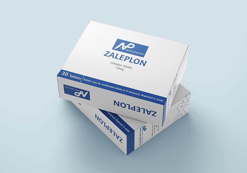 Zaleplon là loại thuốc an thần thế hệ mới
