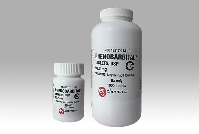 Thuốc Phenobarbital là thuốc an thần, gây ngủ thuộc nhóm hướng tâm thần