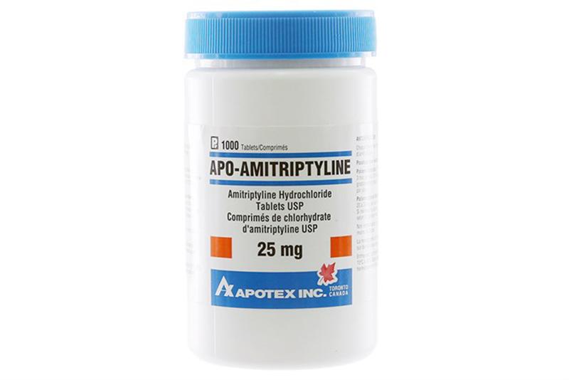 Apo Amitriptyline được sản xuất bởi hãng Apote uy tín