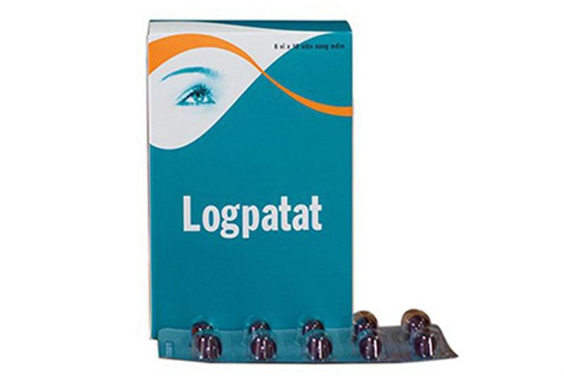 Viên uống bổ mắt Logpatat là sản phẩm được sản xuất trong nước bởi công ty Phil Inter Pharma