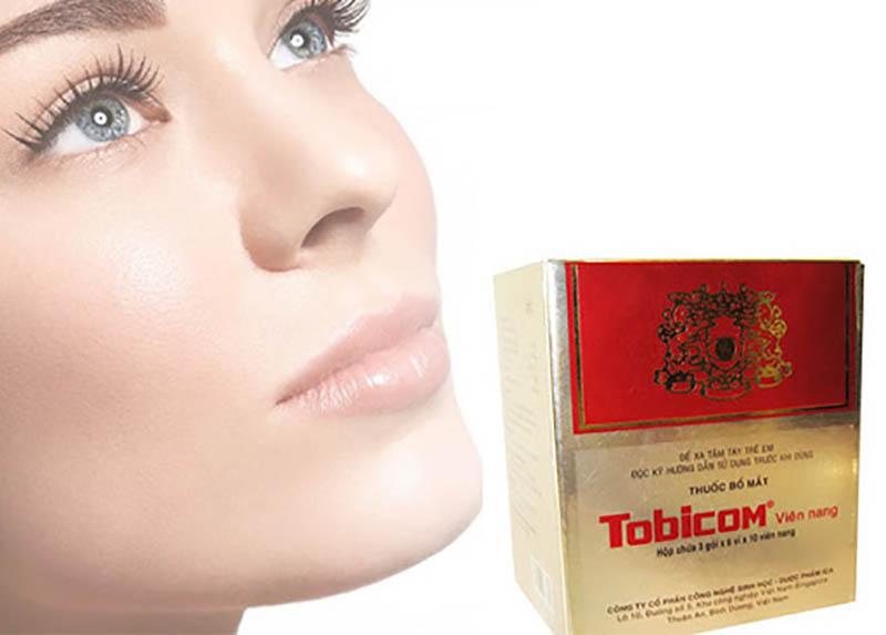 Tobicom có giá bán ngoài thị trường dao động từ 355.000 - 500.000 vnđ/hộp