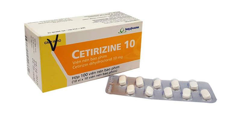 Cetirizin