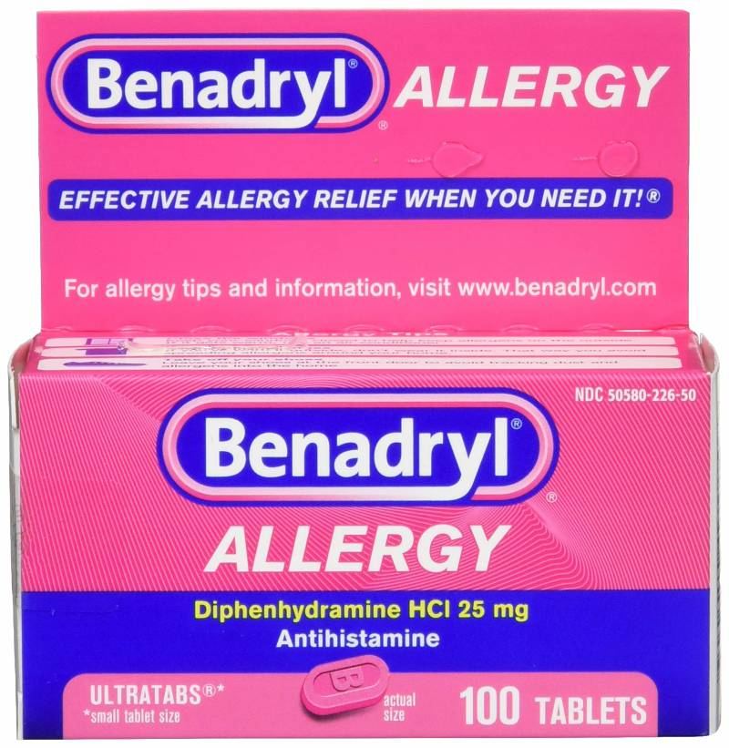 Thuốc Diphenhydramine