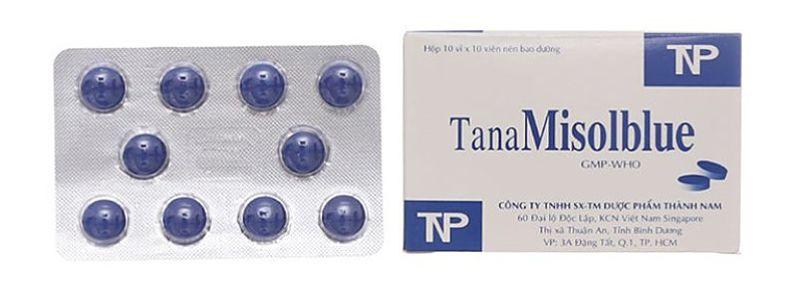 Mictasol Bleu dùng để điều trị viêm đường tiết niệu