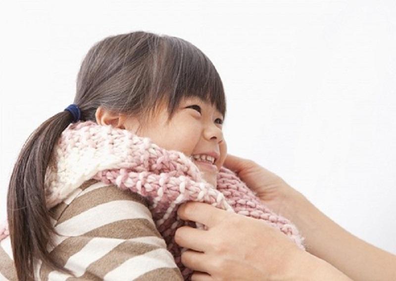 Chú ý giữ ấm cổ họng là cách tốt nhất để phòng và tránh bệnh ho tái phát