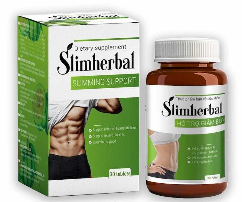 Slim Herbal là thuốc giảm cân hoàn toàn hiệu quả cho cả nam và nữ