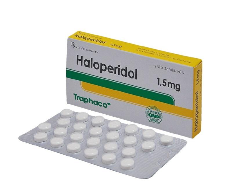 Sản phẩm nằm trong nhóm thuốc an thần butyrophenon và phù hợp với bệnh nhân mất ngủ kèm theo rối loạn thần kinh, tâm thần vận động.