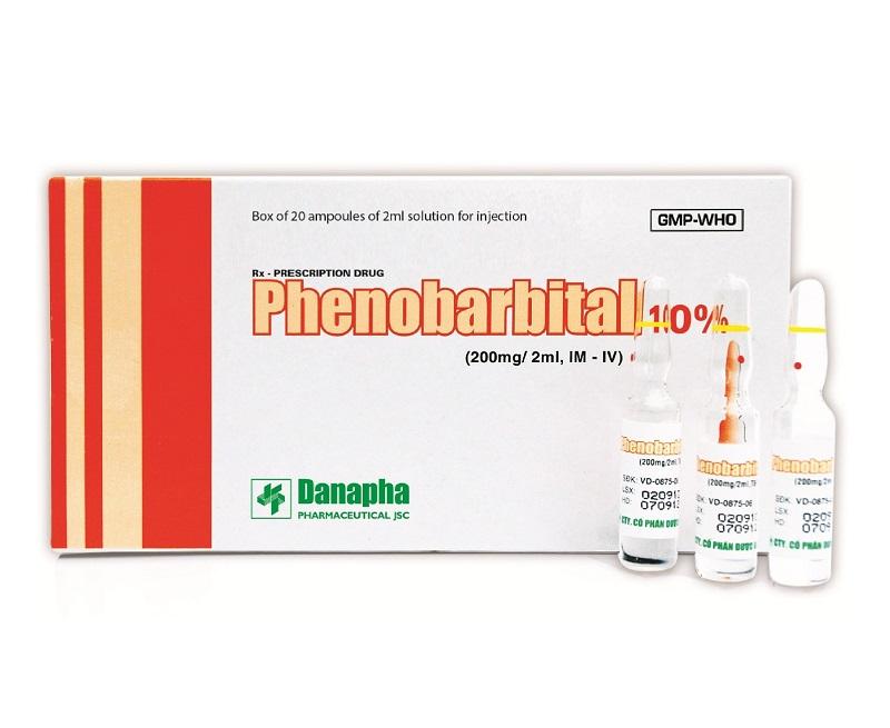 Sản phẩm thuốc ngủ Phenobarbital có thể được dùng trong điều trị bệnh do các vấn đề tâm lý và thần kinh