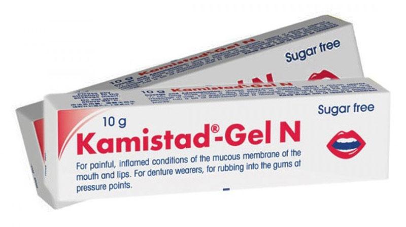 Kamistad- gel N đang được bán trên thị trường với giá dao động từ 30.000 – 45.000 vnđ.
