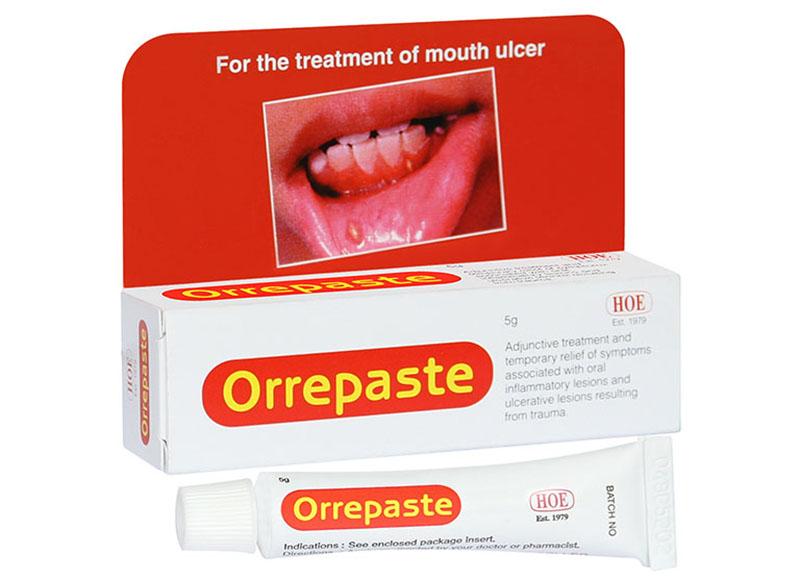 Orrepaste là thuốc có nguồn gốc từ Malaysia và được nhiều người tiêu dùng lựa chọn