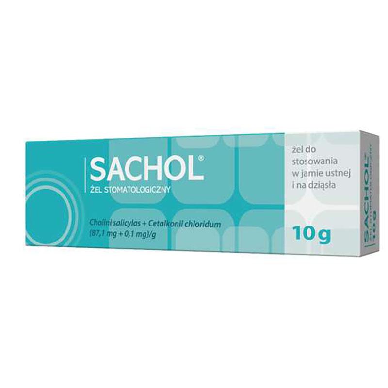 Sachol gel có thể gây ra cảm giác nóng rát trong một thời gian ngắn sau khi sử dụng