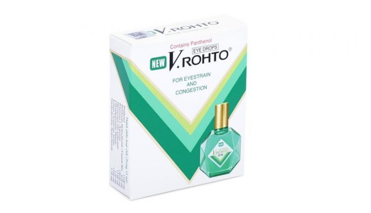 Thuốc nhỏ mắt V Rohto có thể bảo vệ đôi mắt sáng khỏe cho mọi đối tượng