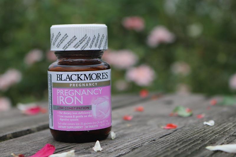 Blackmores Pregnancy Iron là một sản phẩm bổ sung sắt đến từ Úc