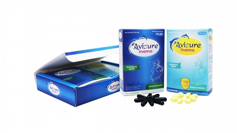 Avisure mama đã được cấp phép lưu hành ở Việt Nam bởi Cục An toàn vệ sinh thực phẩm - Bộ Y tế