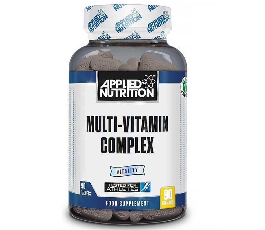 Multi Vitamin giúp cải thiện cân nặng hiệu quả, tăng cường sức khỏe, cải thiện tiêu hóa