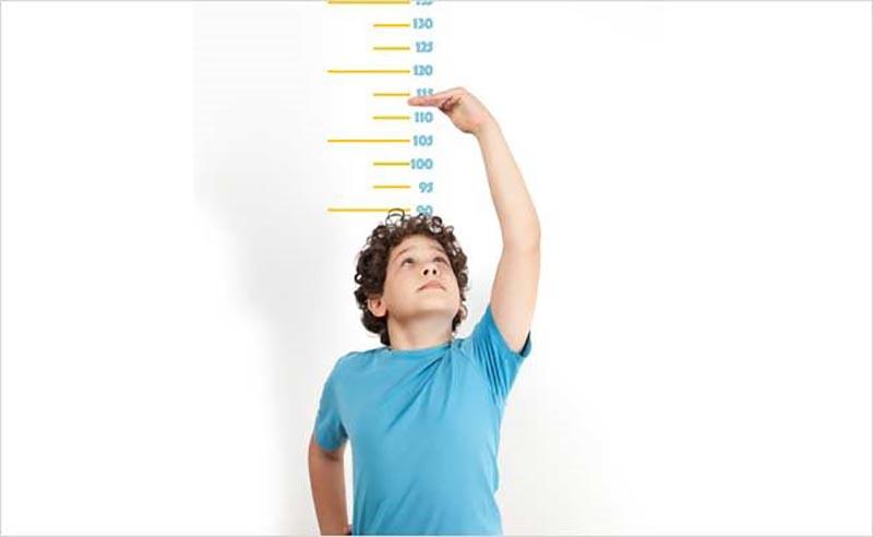 Bổ sung các dưỡng chất giúp trẻ tăng chiều cao nhanh hơn