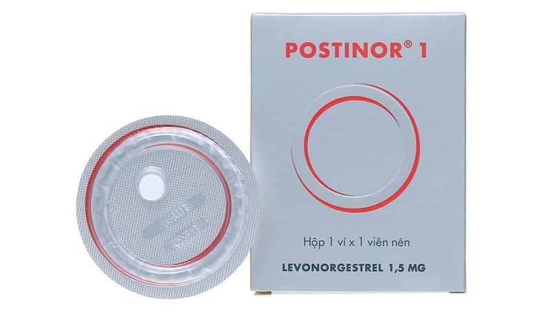 Thuốc tránh thai cấp tốc Postinor 2 cho chị em quan hệ vào ngày nguy hiểm