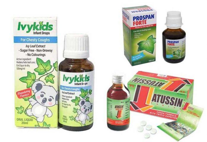 Bố mẹ nên cẩn trọng khi chọn thuốc trị ho cho bé