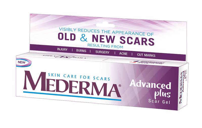 Kem trị sẹo Mederma không nên thoa vào vết thương hở