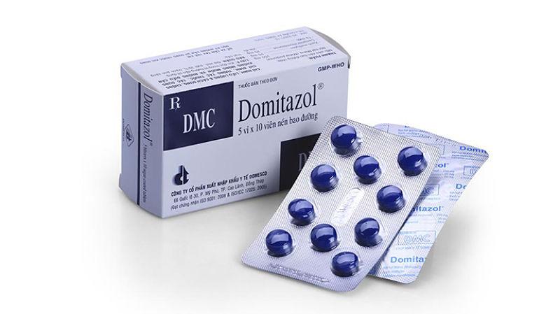 Thuốc Domitazol