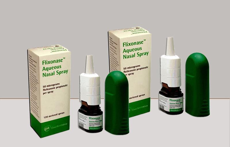 Flixonase là một loại thuốc trị nghẹt mũi được nhập khẩu từ Tây Ban Nha