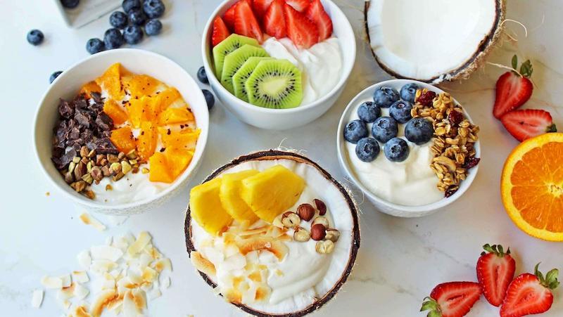 Sữa chua là sản phẩm rất tốt cho sức khỏe cần bổ sung thường xuyên