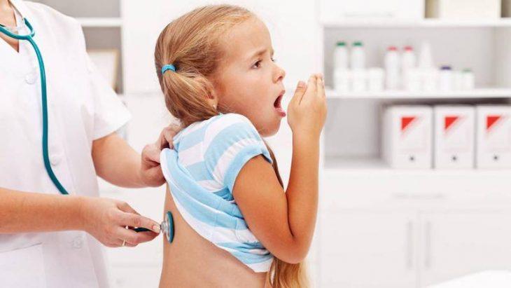 Khi trẻ bị ho kéo dài có thể trẻ đã mắc phải một số bệnh lý đường hô hấp.