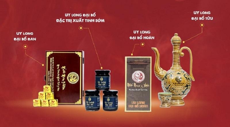 Bài thuốc Uy Long Đại Bổ phục dựng từ Thái Y Viện triều Nguyễn