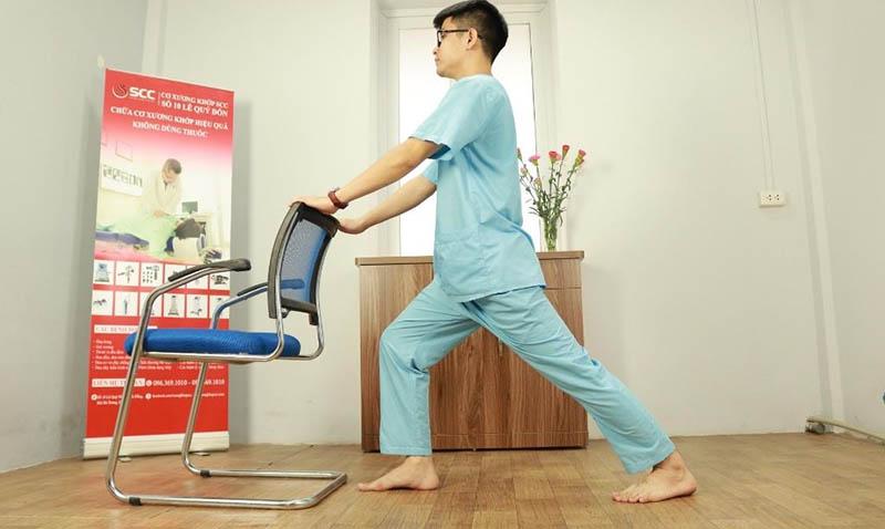 Các bài tập vận động trị liệu đem lại hiệu quả rất tích cực