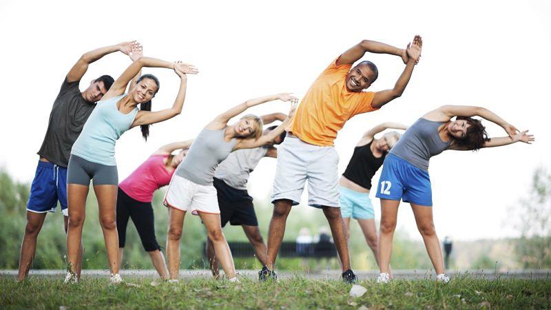 Người bệnh nên tập luyện thể dục thể thao thường xuyên để hỗ trợ điều trị bệnh