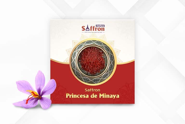 Saffron Princesa de Minaya - Thương hiệu saffron danh giá bậc nhất thế giới