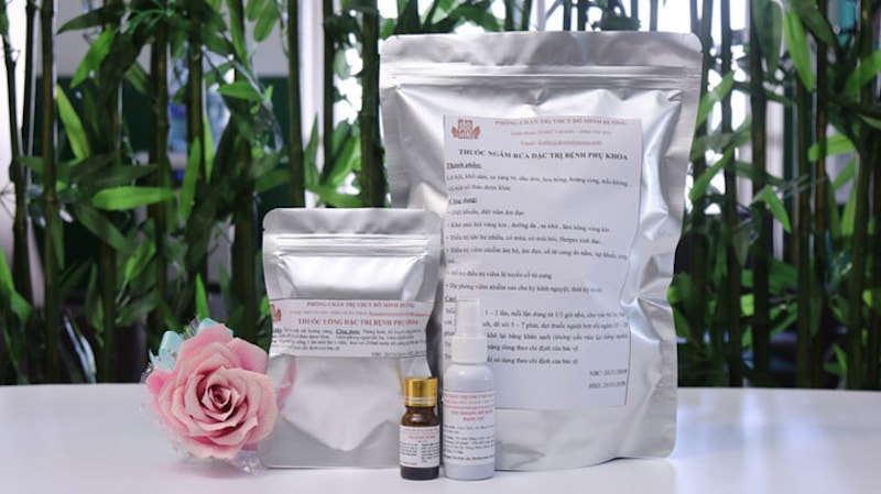 Bài thuốc Phụ Khang Đỗ Minh - Giải pháp vàng trị viêm nhiễm phụ khoa cho chị em