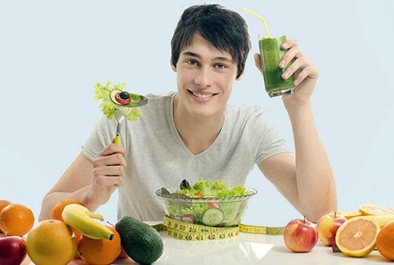 Bổ sung thực phẩm tốt cho sinh lý nam mỗi ngày