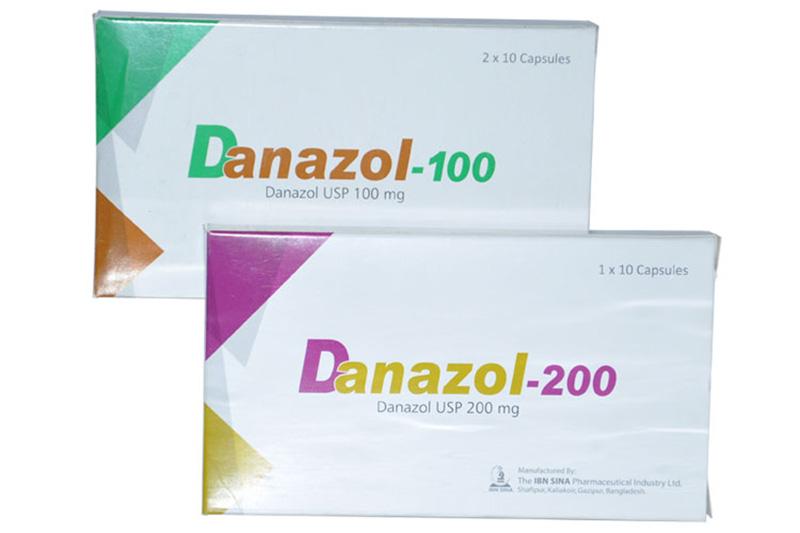 Chị em có thể loại bỏ triệu chứng rong kinh bằng thuốc Danazol