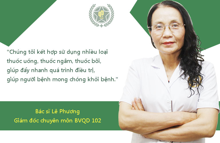Bác sĩ Lê Phương chia sẻ về việc sử dụng các loại thuốc trong điều trị bệnh vảy nến