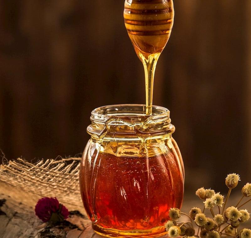 Mật ong hỗ trợ giảm đau, kháng viêm