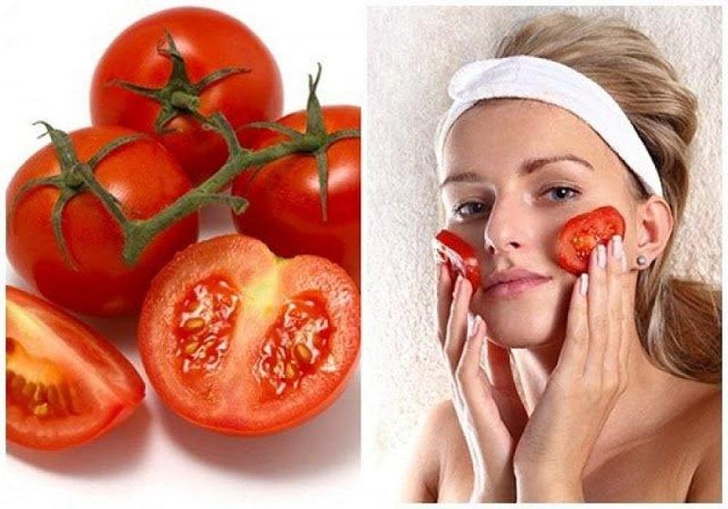 Cà chua giàu dưỡng chất, vitamin để tốt cho da
