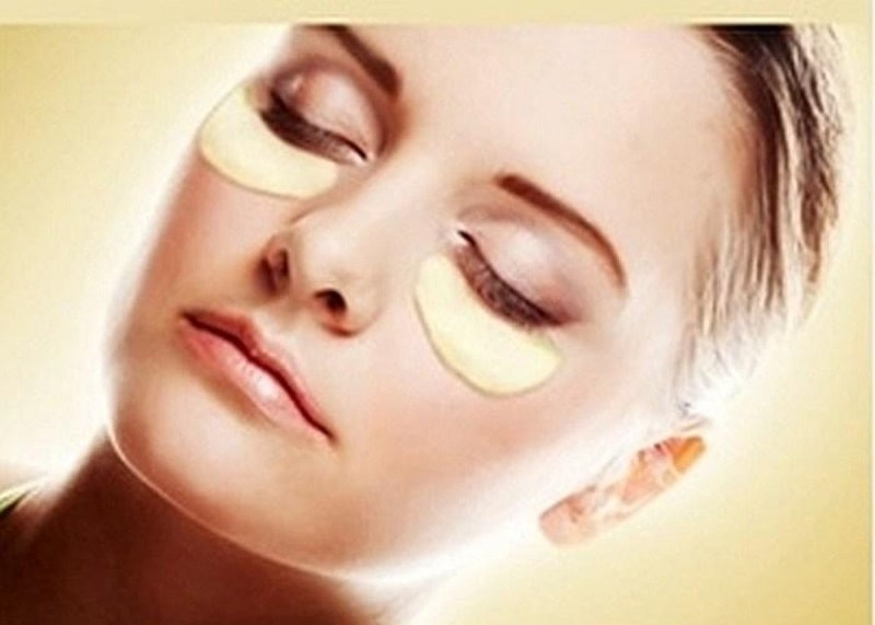 Khoai tây rất giàu dưỡng chất cho da ở vùng bọng mắt
