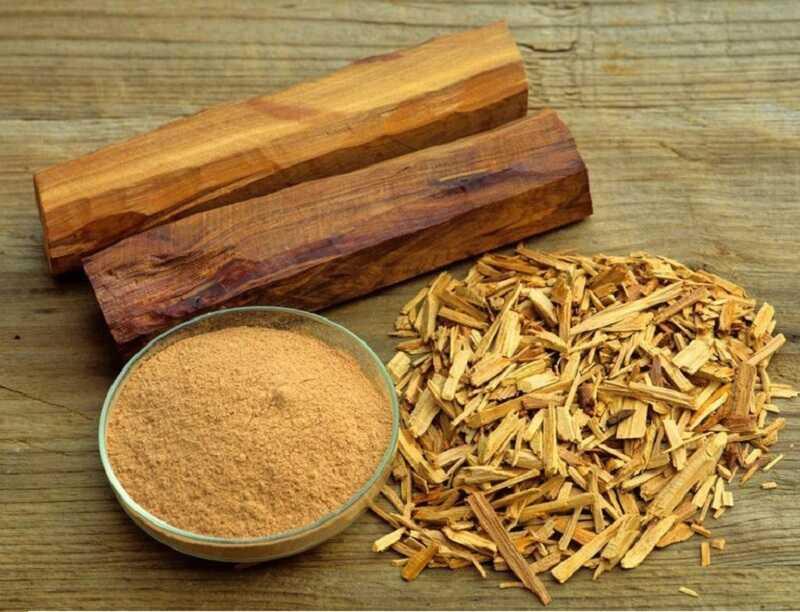 Đàn hương có khả năng hỗ trợ điều trị bệnh chàm hiệu quả